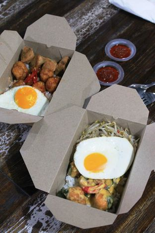 Foto 16 - Makanan di Krizpi Express oleh Prido ZH