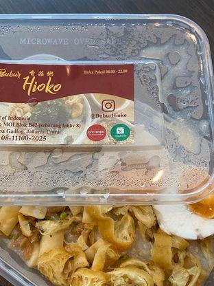 Foto 3 - Makanan di Bubur Hioko oleh Duolaparr