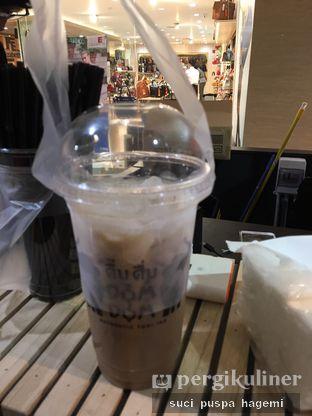 Foto 3 - Makanan(ice thai tea milo) di Dum Dum Thai Drinks oleh Suci Puspa Hagemi