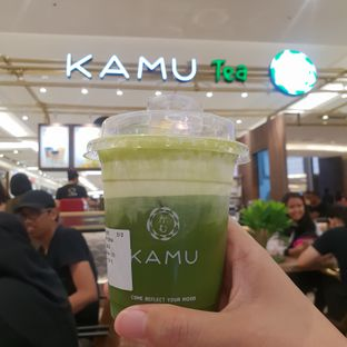 Foto review Kamu Tea oleh Yashinta  1