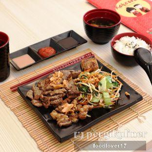 Foto 1 - Makanan(Kokeshi's Signature) di Kokeshi Teppanyaki oleh Sillyoldbear.id