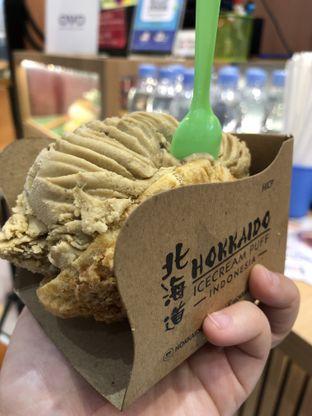 Foto 1 - Makanan di Hokkaido Icecream Puff oleh @yoliechan_lie