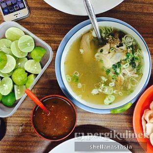 Foto - Makanan(Sop Dada Ayam) di Sop Ayam Khas Klaten oleh Shella Anastasia