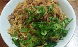 Mie Ayam dan Bakso Wonogiri Pak Paino
