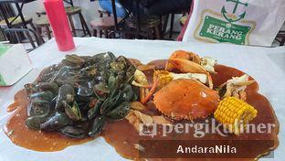 Foto 1 - Makanan di Perang Kerang - Barbarian Seafood House Restaurant oleh AndaraNila