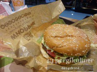 Foto 1 - Makanan di Burger King oleh Desy Mustika