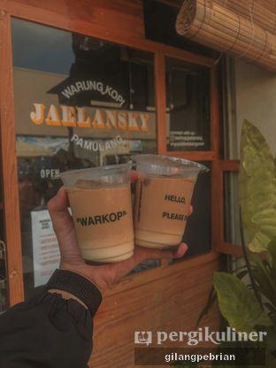 Foto 3 - Makanan(Kopi Susu Pasmod) di Warkop Jaelansky oleh Gilang Pebrian