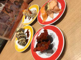 Foto review Genki Sushi oleh @qluvfood  1
