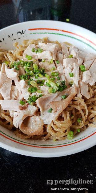 Foto 1 - Makanan di Bakmi Ayam Alok oleh Hansdrata Hinryanto