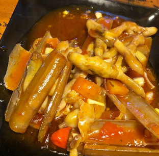 Foto 1 - Makanan di Gubug Makan Mang Engking oleh Mitha Komala