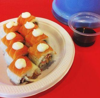 Foto Makanan di Hidoi Sushi