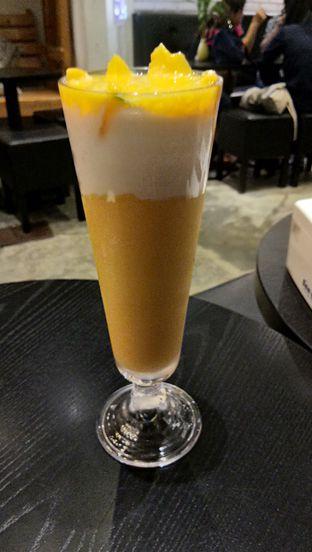 Foto 2 - Makanan(Salty cream mango) di Wooyoo oleh Komentator Isenk