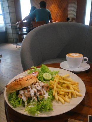 Foto 4 - Makanan di Monsoon Cafe oleh Fadhlur Rohman