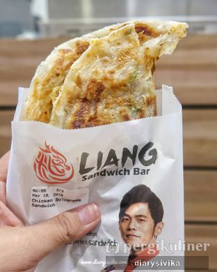 Foto review Liang Sandwich Bar oleh diarysivika 3