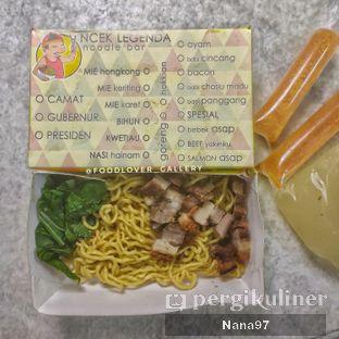 Foto 1 - Makanan di Ncek Legenda Noodle Bar oleh Nana (IG: @foodlover_gallery)