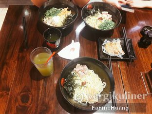 Foto 2 - Makanan di Abura Soba Yamatoten oleh Fannie Huang||@fannie599