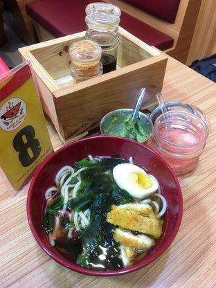 Foto 2 - Makanan di Ramen & Sushi Express oleh Prido ZH