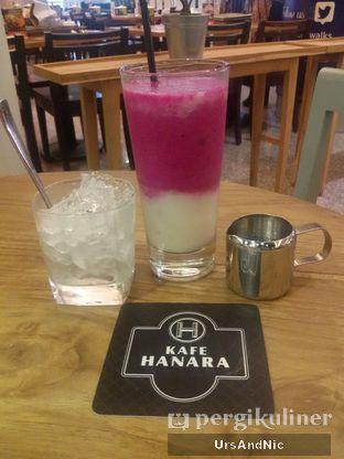 Foto 1 - Makanan(Red Booster) di Kafe Hanara oleh UrsAndNic