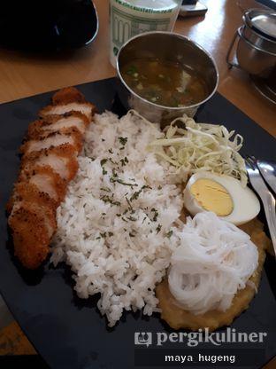 Foto 2 - Makanan(Nasi katsukoya spesial) di Soto Asaka oleh maya hugeng