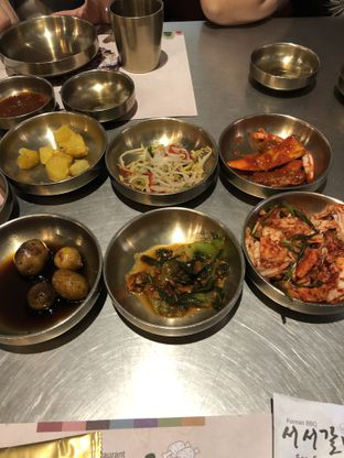Foto 2 - Makanan di Seo Seo Galbi oleh @Sibungbung