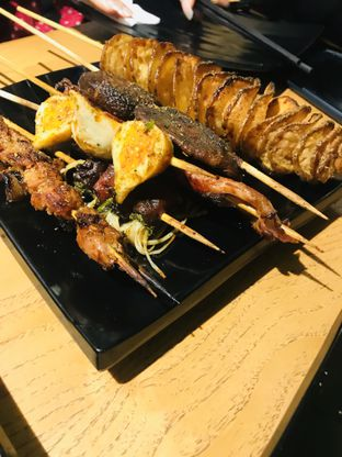 Foto 2 - Makanan di Shao Kao oleh Margaretha Helena #Marufnbstory