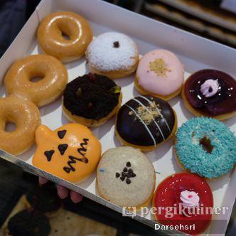 Foto Makanan di Krispy Kreme