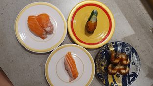 Foto 1 - Makanan di Kappa Sushi oleh Naomi Suryabudhi