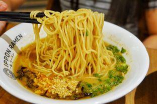 Foto 2 - Makanan di Nippon Ramen oleh perutkarets
