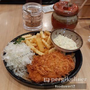 Foto 3 - Makanan(Dory With Fries) di Kimukatsu oleh Sillyoldbear.id