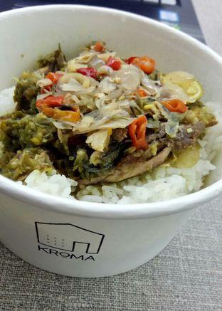 Foto 2 - Makanan(Nasi Kanijo) di KROMA oleh YSfoodspottings