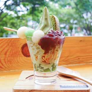 Foto review Matchafuku Japanese Dessert oleh Cyn Bo 3