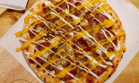 Monster Cheese Pizza
