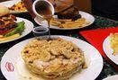 Foto Makanan di Denny's