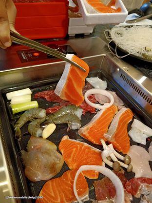 Foto 2 - Makanan di Shabu Sushi oleh Kuliner Addict Bandung