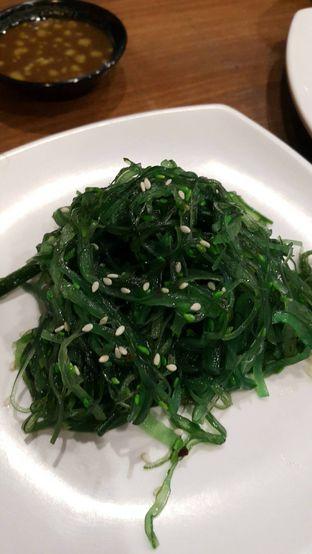 Foto 2 - Makanan(Seaweed Salad) di Sushi Joobu oleh Evelin Jauhari