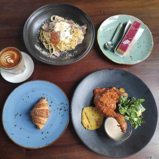 Foto 1 - Makanan di Fortaleza Boulangerie oleh @moto.laper