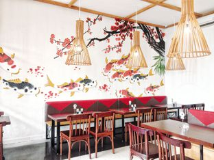 Foto 21 - Interior di Akasaka Japanese Steak & Ice Cream oleh Astrid Huang | @biteandbrew