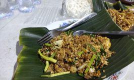 Nasi Goreng Areng Khas Kediri (Cah Dandangan)