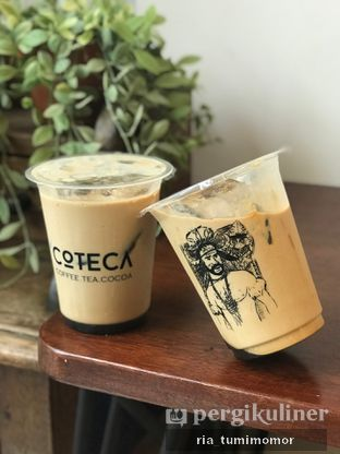 Foto review Coteca (Coffee, Tea, and Cocoa) oleh Ria Tumimomor IG: @riamrt 1