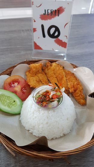 Foto review Ayam Jerit oleh Widya WeDe ||My Youtube: widya wede 1