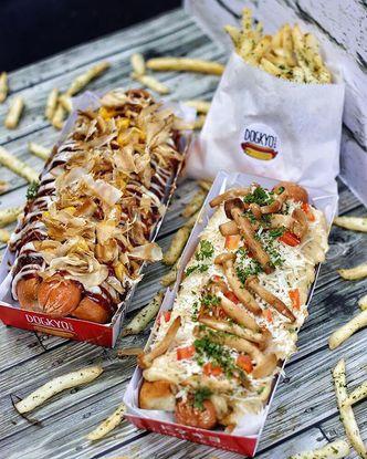 Foto Makanan di Dogkyo
