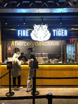 Foto review Fire Tiger oleh inri cross 6