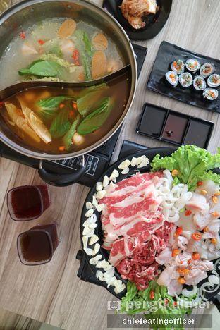 Foto 14 - Makanan di Wang-Gwan Shabu & Grill oleh Cubi