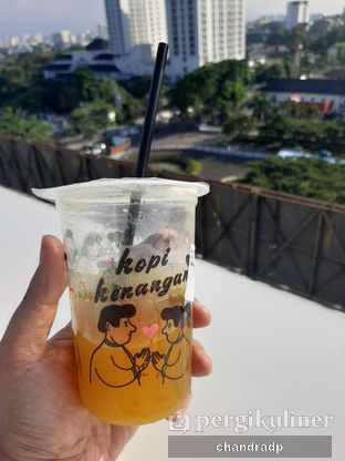 Foto review Kopi Kenangan oleh chandra dwiprastio 2