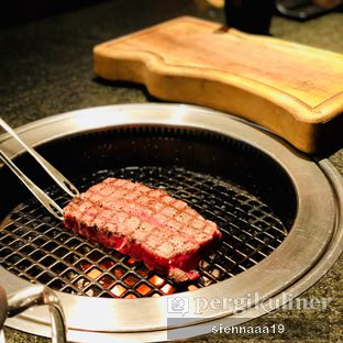 Foto 8 - Makanan(Premium cuts flat iron) di AB Steakhouse by Chef Akira Back oleh Sienna Paramitha