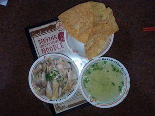 Foto 3 - Makanan di Bakmi Ayam Alok oleh Chris Chan