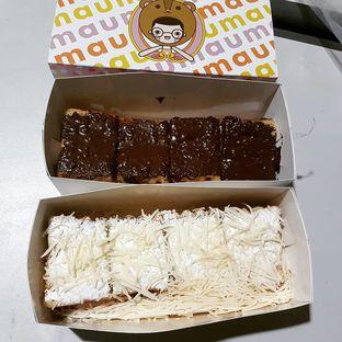 Foto 1 - Makanan di Maumau Roti Bakar oleh vio kal