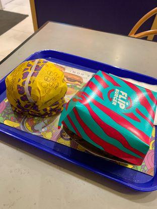 Foto 1 - Makanan di Flip Burger oleh hokahemattiga