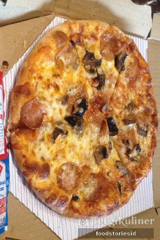 Foto 1 - Makanan di Domino's Pizza oleh Farah Nadhya | @foodstoriesid