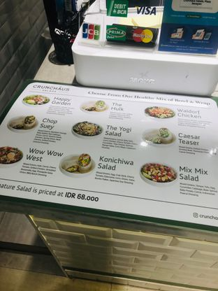 Foto review Crunchaus Salads oleh Margaretha Helena #Marufnbstory 4